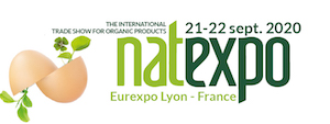 NATEXPO 2020:  The Official Restart For The Organic Sector Confirmed in Lyon