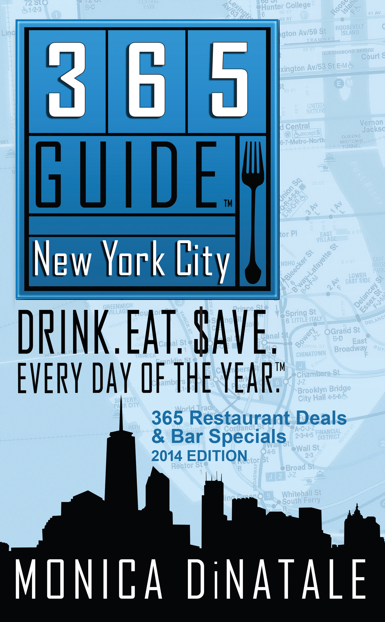 365 Guide to NYC - Just in Time for SFFS